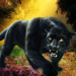 Talking Black Panther 1.2.1 APK MODs Unlimited Money Hack Download for android