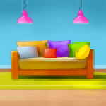 Design Stories Match-3 Game Room Decoration 0.2.3 APK MODs Unlimited Money Hack Download for android