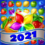 Fruits Farm Sweet Match 3 games 1.1.1 APK MODs Unlimited Money Hack Download for android