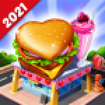 Cooking Crush New Free Cooking Games Madness 1.3.3 APK MODs Unlimited Money Hack Download for android