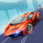 Mega Ramps – Galaxy Racer 1.0.4 APK MODs Unlimited Money Hack Download for android