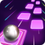 Magic Tiles Hop Ball 3d EDM Music Games Free APK MODs Unlimited Money Hack Download for android