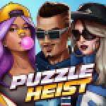 Puzzle Heist Epic Action RPG 1.2.7 APK MODs Unlimited Money Hack Download for android