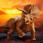 Triceratops Simulator APK MODs Unlimited Money Hack Download for android