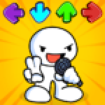 FNF Funky Town Music Adventure APK MODs Unlimited Money Hack Download for android