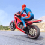 Superhero Tricky Bike Stunt Racing 2021 APK MODs Unlimited Money Hack Download for android