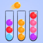 BallPuz Ball Color Sorting Puzzle Games 1.811 APK MODs Unlimited Money Hack Download for android
