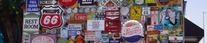 Albuquerque Route 66 Diner banner phtot