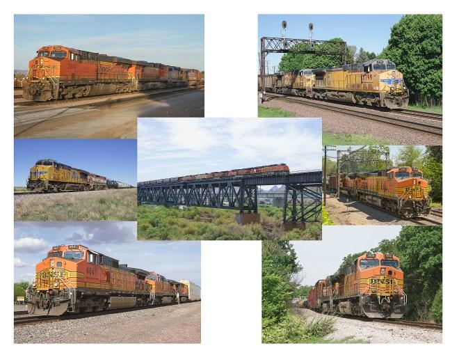 Route 66 Trains