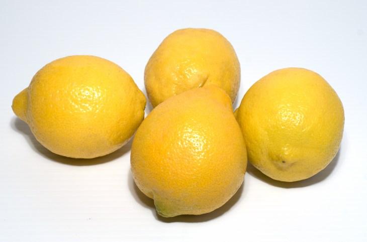 Lemons are the star in this dessert