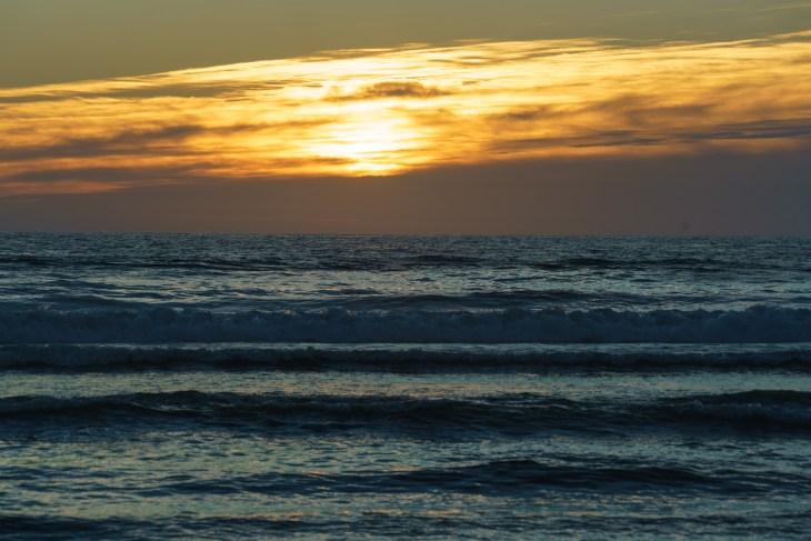 Sunset - Long Beach, Washington