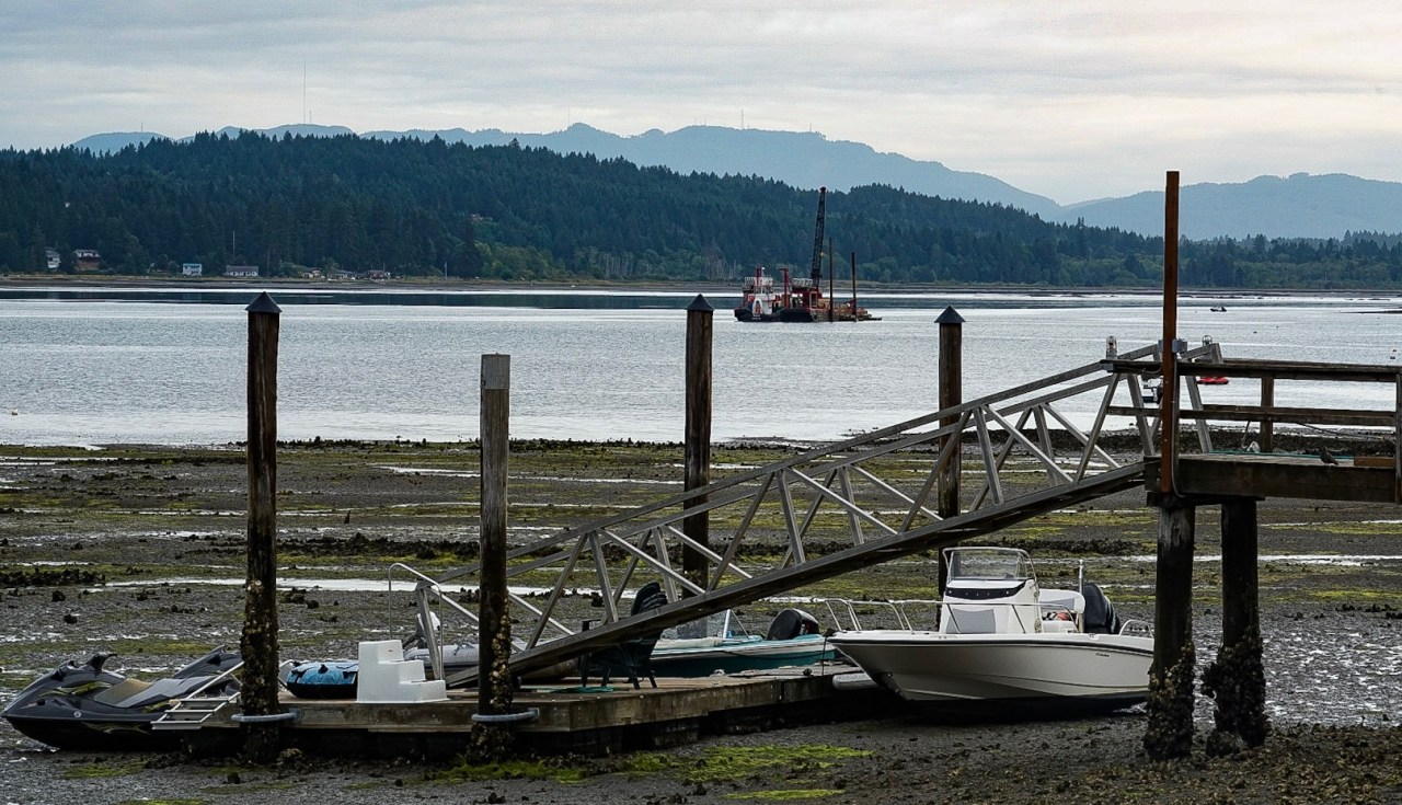 Low Tide at Hood Canal