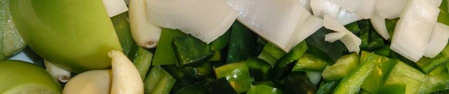 Chili Verde for Superbowl