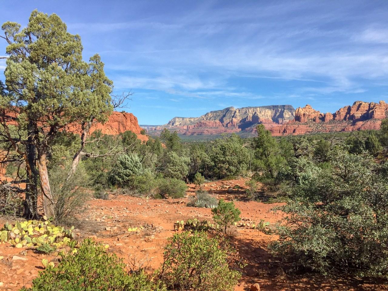 Broken Arrow Trail. Sedona, Arizona