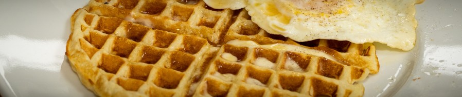 Waffles – Yum!