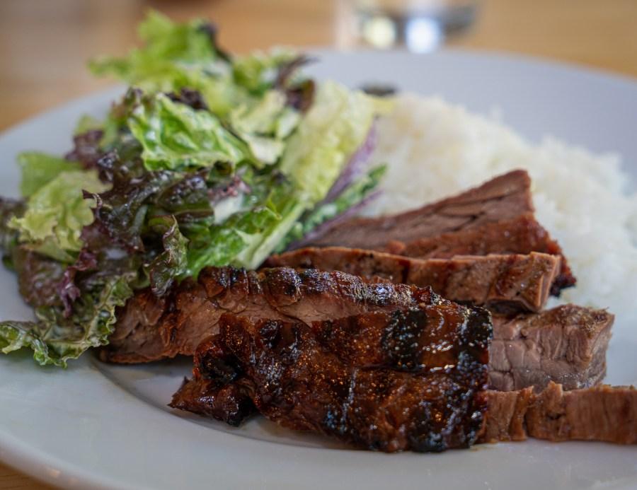 The Great Teriyaki Steak Showdown