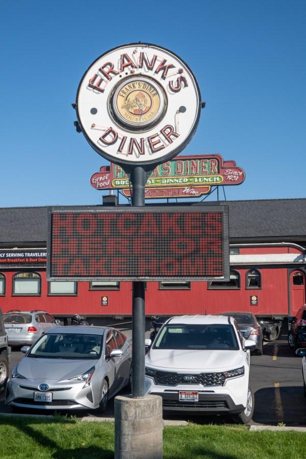 Road Trip to Glacier Days 8-9: Spokane Washington