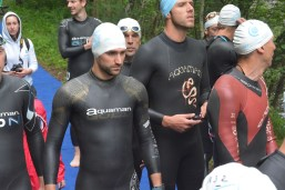 Triathlon des sharks 2fortri Julien marine