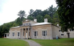Hyde Hall Mansion tour perfect for windy days