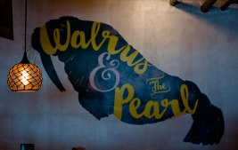 Walrus and the Pearl