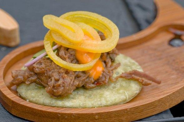 Kai Restaurant Elk Machaca