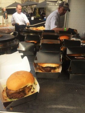 Relish Burger Bistro Kobe Burger