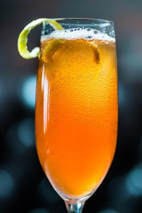 The Beverly Spring Aperol Spritz
