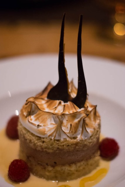Toro Chocolate Tres Leches Cake