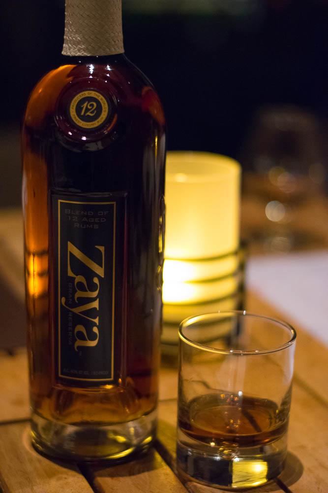 Zaya 12 Year Rum