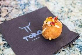 Toro Ham and Cheese Croquette