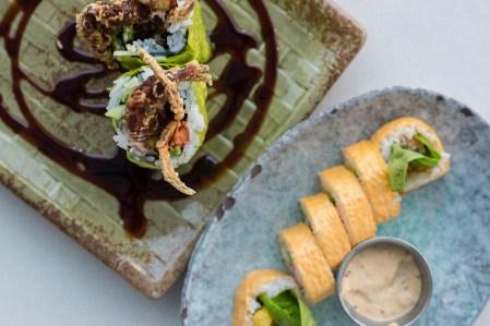 Stringray Sushi Pair