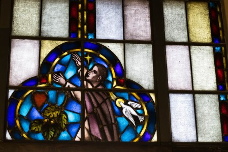Taco Guild Stained Glass
