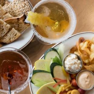 Happy Hour Snack Cafe ZuZu Top