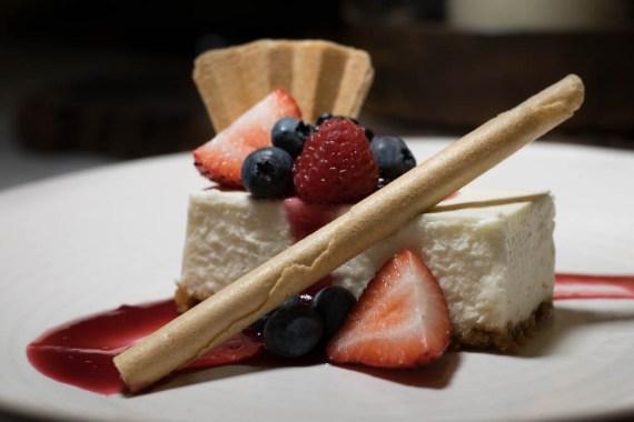 T. Cook's Dessert