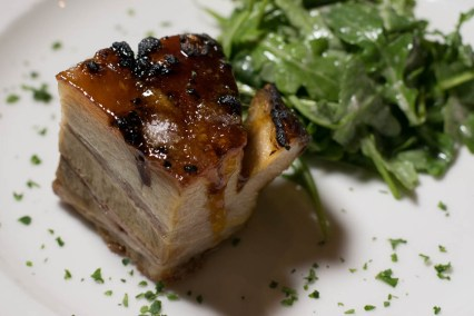 Coup des Tartes Pork Belly