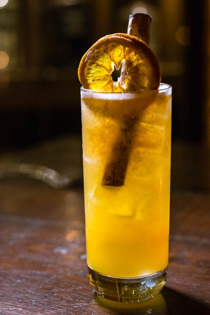 T. Cook's Monkey Cocktail