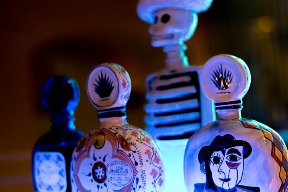 Los Azulejos Bottles