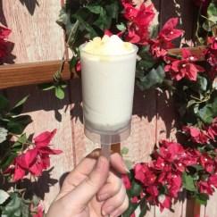 Garlic-Rosemary and Avocado Oil Ice Cream Pop