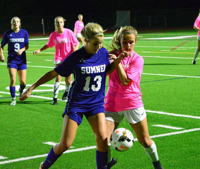 The South Kitsap Girls Soccer Team Returns A Number Of Young Players Who Should Contribute To