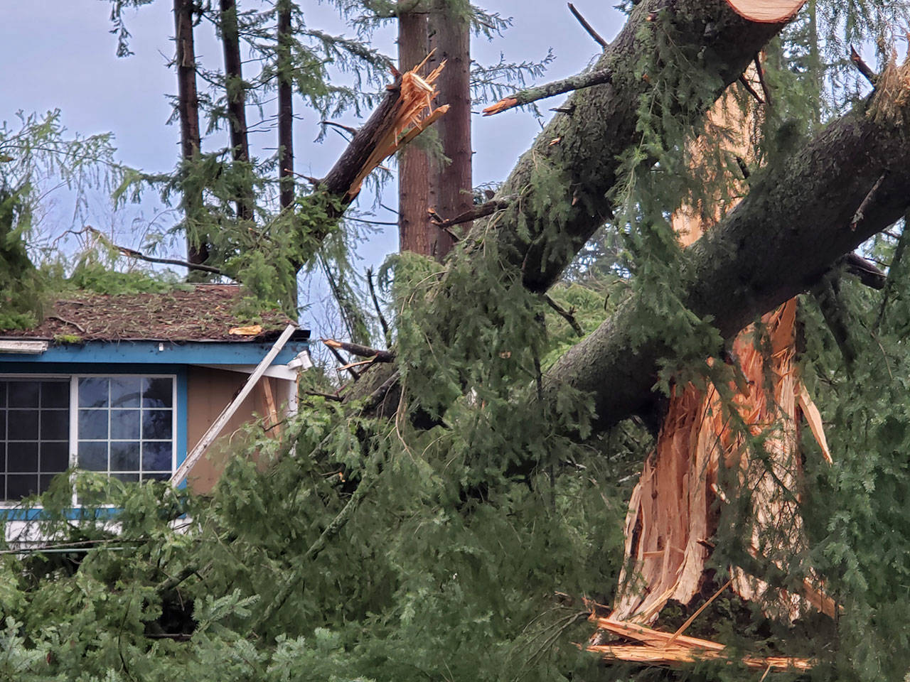 Tornado Incident Command Stands Down