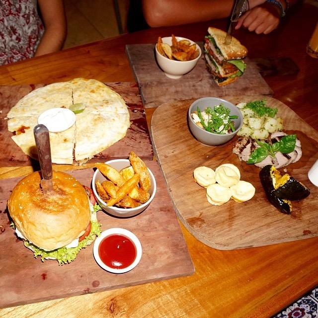 Grocer & grind, Seminyak, Bali