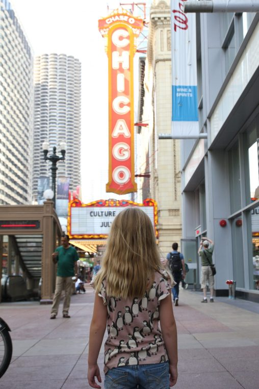 Signe i Chicago