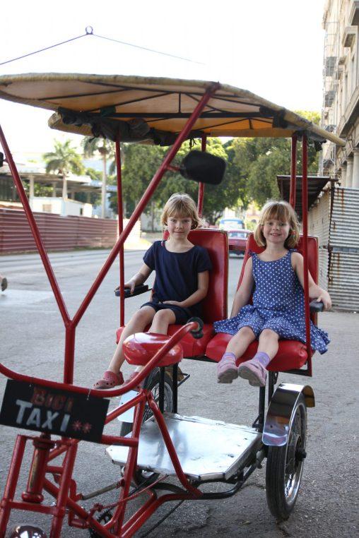 Ett bra sätt att ta sig runt i Havanna