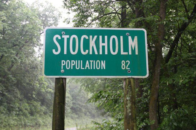 Välkommen till Stockholm, Wisconsin
