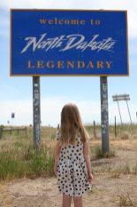 Välkommen till North Dakota
