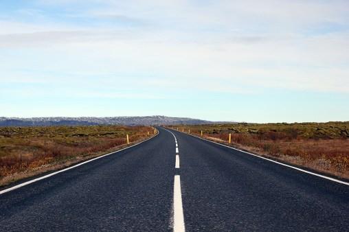 The ring road - södra Island