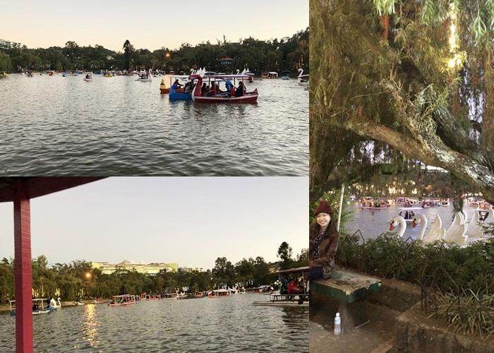 The Swan Lake of Baguio