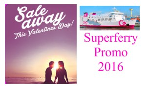 2go Promo 2016 in Superferry