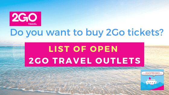 open 2go outlets