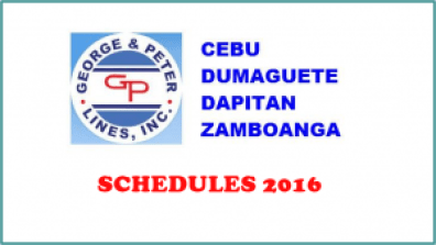George_and_Peter_Schedule 2016